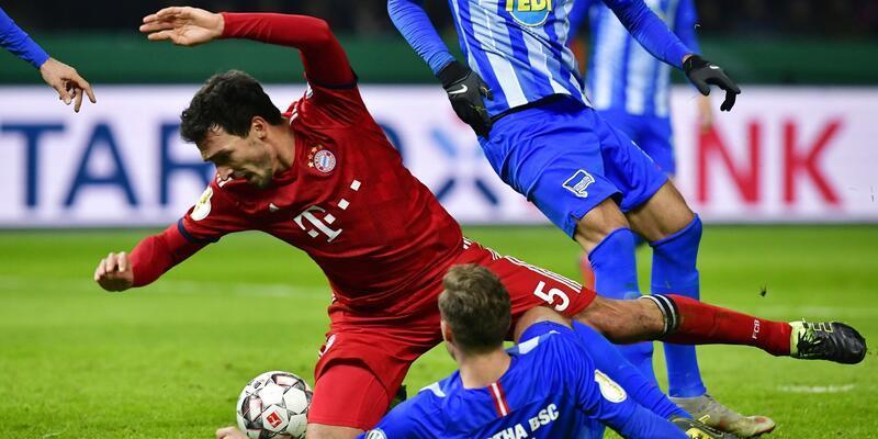 Bayern Münih turu 98. dakikada buldu