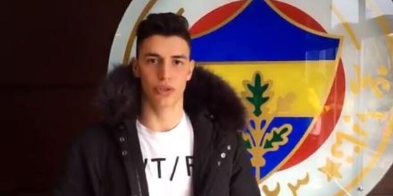 Berke'den Fenerbahçe muhabirlerine mesaj