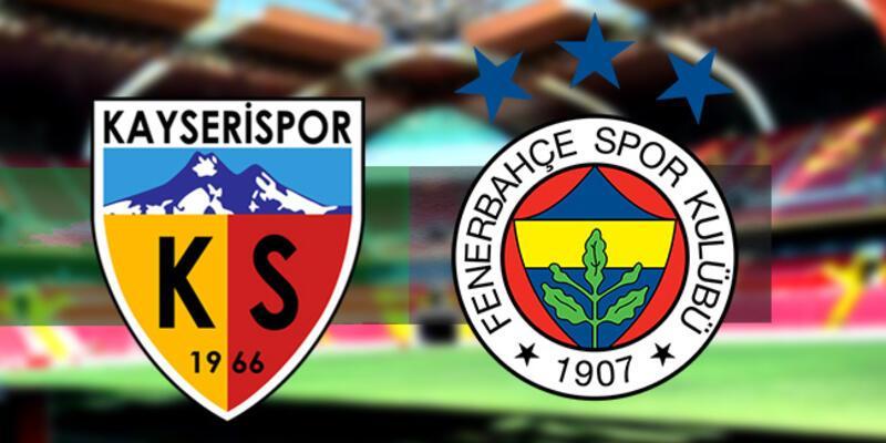 21. hafta açılış maçı: Kayserispor - Fenerbahçe mücadelesi ne zaman, saat kaçta?