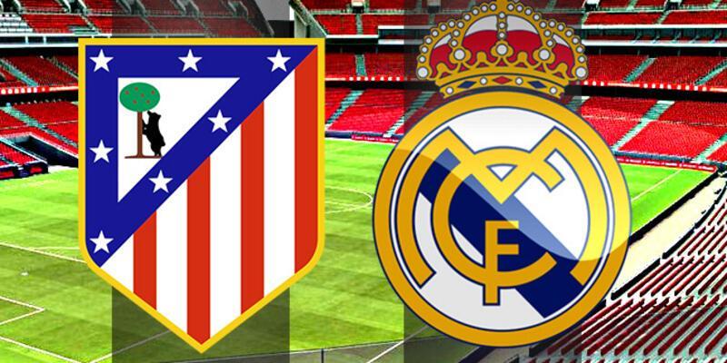 Atletico Madrid, Real Madrid maçı ne zaman, saat kaçta, hangi kanalda?