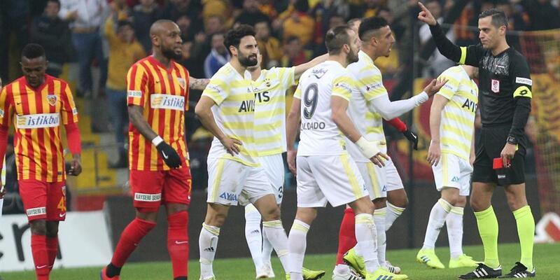 Kayserispor Fenerbahçe CANLI