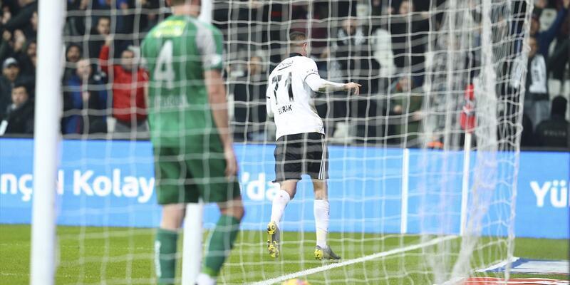 Beşiktaş 2-0 Bursaspor / Maç özeti