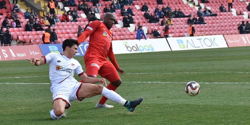 Balıkesirspor Baltok 3-1 Elazığspor / Maç özeti