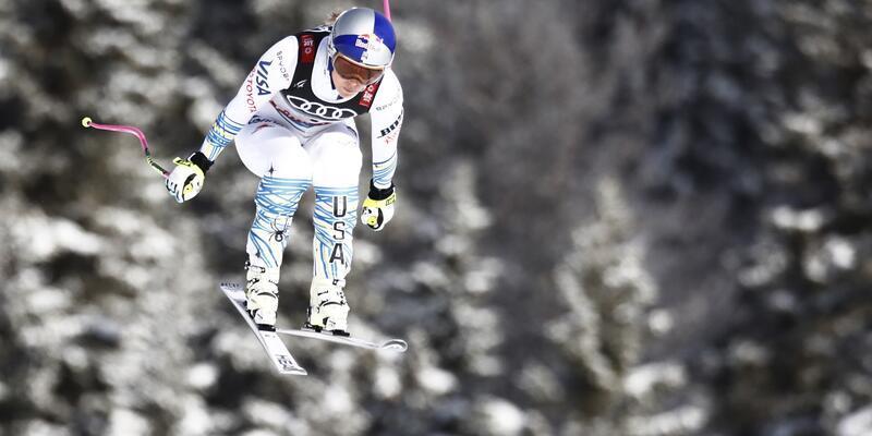 Lindsey Vonn son yarışında bronz madalya kazandı