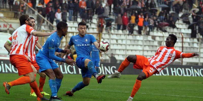 Adanaspor 2-3 Altay / Maç özeti
