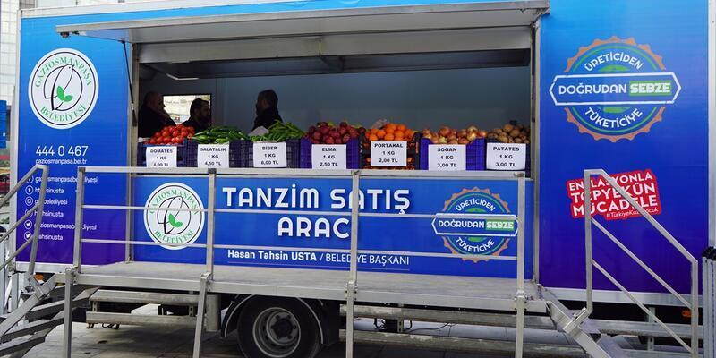 İşte İstanbul'daki tanzim satış noktaları