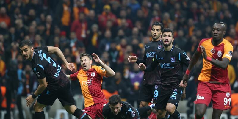 Galatasaray 3-1 Trabzonspor / Maç Özeti