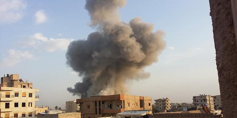 DEAŞ-YPG/PKK çatışması şiddetlendi: Bomba yüklü araçla saldırı