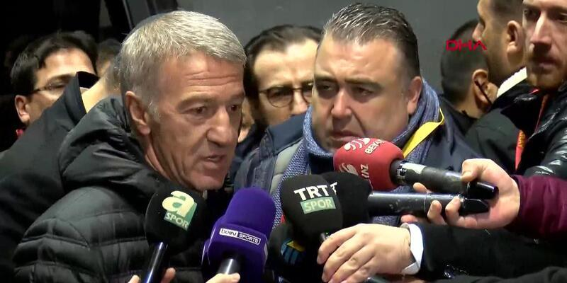 Ahmet Ağaoğlu: Yenileceksek bırakın futbol oynayarak yenilelim