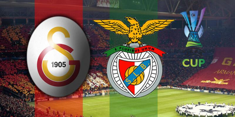 Galatasaray, Benfica UEFA maçı ne zaman, saat kaçta, hangi kanalda?