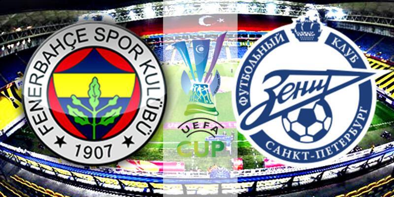 UEFA Avrupa Ligi: Fenerbahçe, Zenit maçı ne zaman, saat kaçta, hangi kanalda?