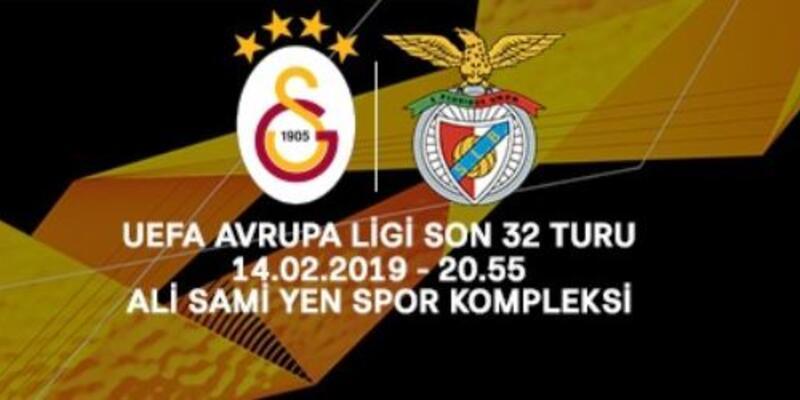 Galatasaray - Benfica maçının biletleri satışa sunuldu