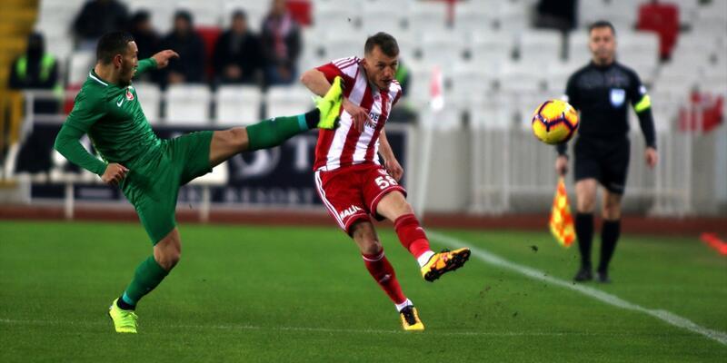 Sivasspor 2-1 Akhisarspor / Maç özeti