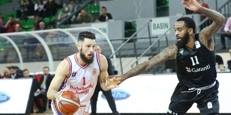 Bahçeşehir Koleji 92-85 Darüşşafaka Tekfen maç sonucu