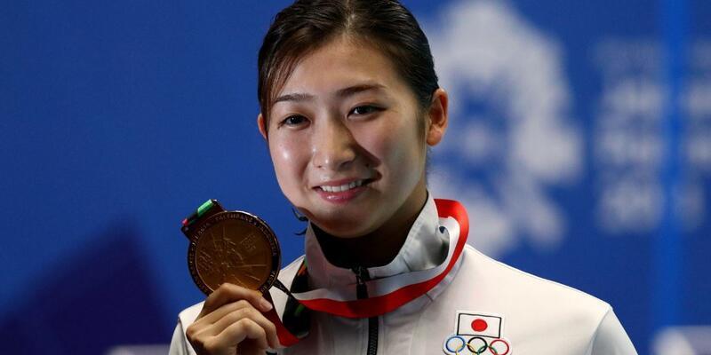 Olimpiyat şampiyonu Rikako Ikee lösemi olduğunu açıkladı