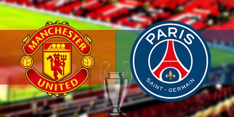 Manchester United, PSG Şampiyonlar Ligi maçı ne zaman, saat kaçta, hangi kanalda?