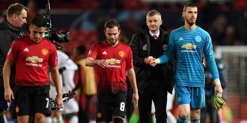 Manchester United'ın serisi bitti