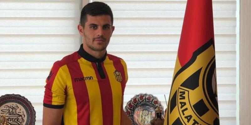 Yeni Malatyaspor'un bulduğu mücevher: Danijel Aleksic