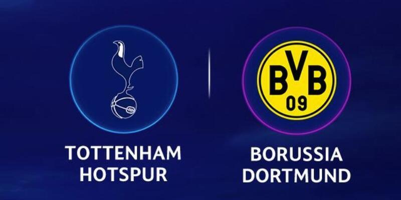 Tottenham Dortmund maçı saat kaçta hangi kanalda?