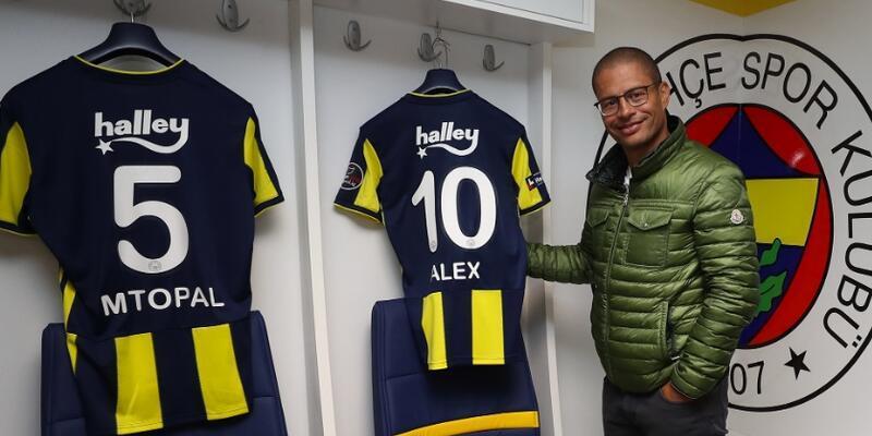 Alex: Gerçek Fenerbahçeli Galatasaray'a gol attığında olunur