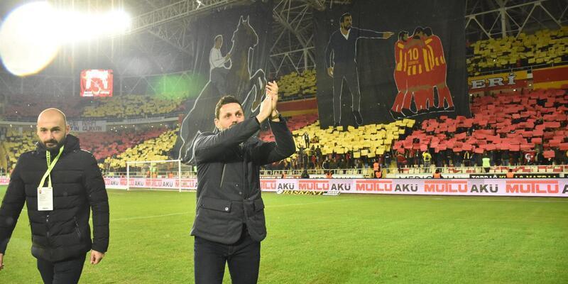 Erol Bulut'tan Beşiktaş yenilgisi yorumu