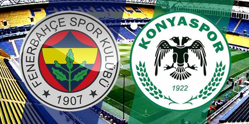 Fenerbahçe, Konyaspor maçı ne zaman, saat kaçta, hangi kanalda?