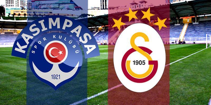 Kasımpaşa, Galatasaray Süper Lig maçı ne zaman, saat kaçta?