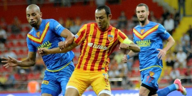 Kayserispor - Göztepe maçı muhtemel 11'leri