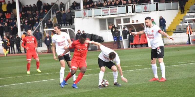 Ümraniyespor 2-0 Balıkesirspor Baltok / Maç Özeti