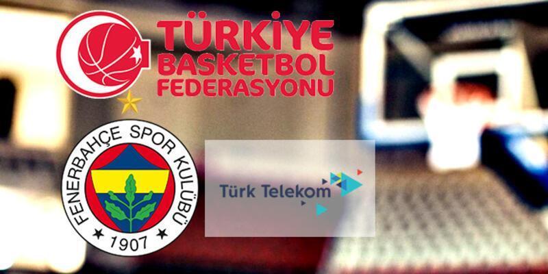 Fenerbahçe, Türk Telekom basketbol maçı hangi kanalda, saat kaçta?