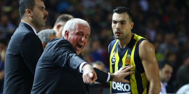 Anadolu Efes'in finaldeki rakibi Fenerbahçe oldu