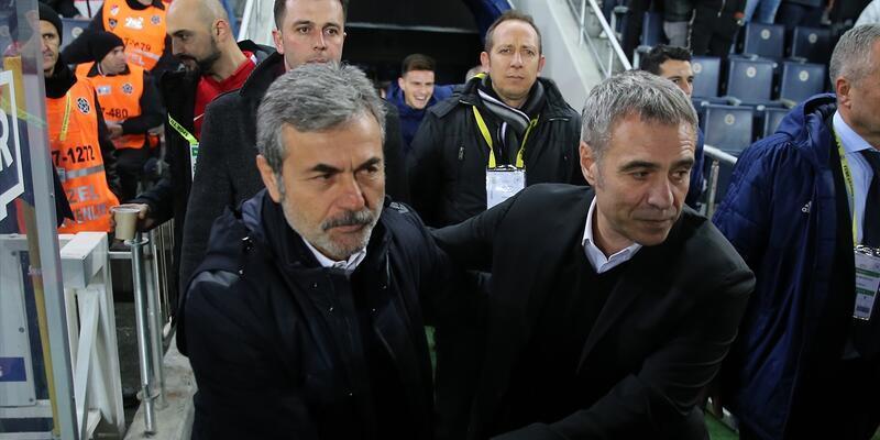 Fenerbahçe 1-1 Konyaspor / Maç Özeti