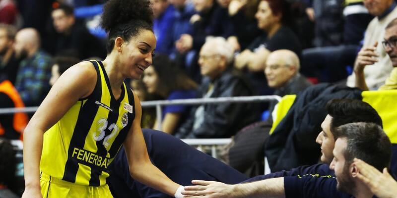 Fenerbahçe'den Hatay'a 100 sayı