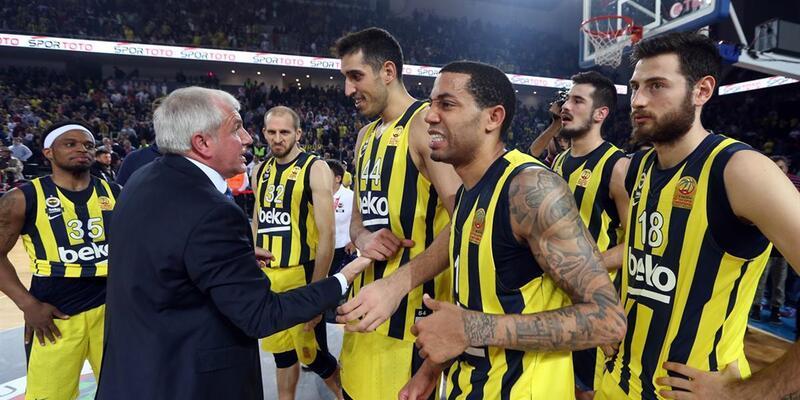 Bakan Kasapoğlu'ndan Fenerbahçe'ye tebrik mesajı