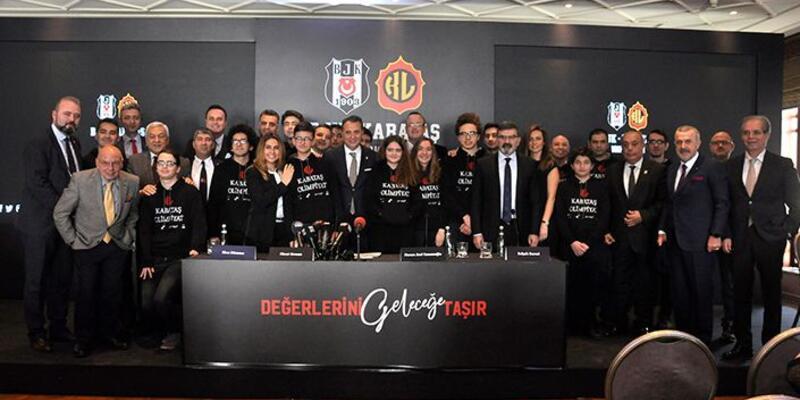 Beşiktaş okul açtı