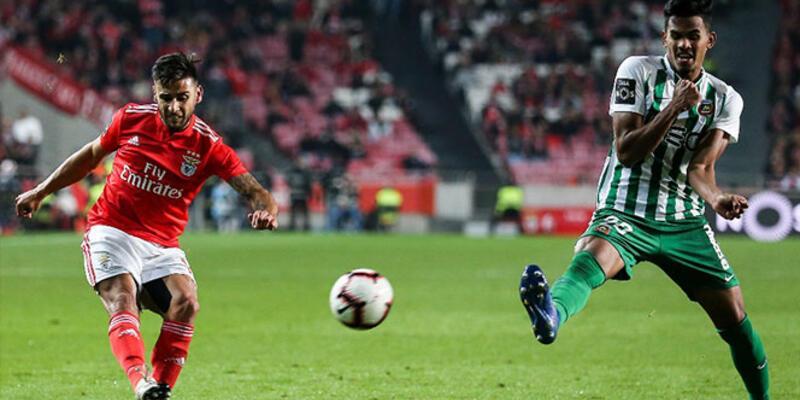 Benfica'da sakatlık şoku: Galatasaray maçında yok