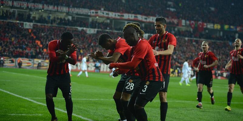 Eskişehirspor 1-1 Denizlispor / Maç Özeti
