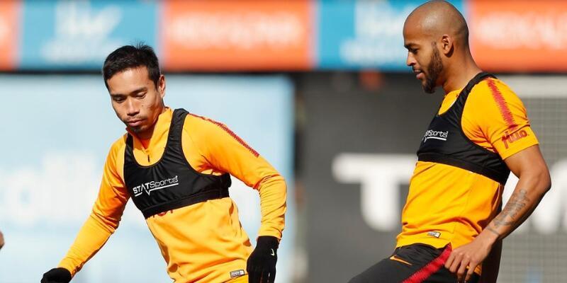 Galatasaray'ın Benfica kadrosu açıklandı