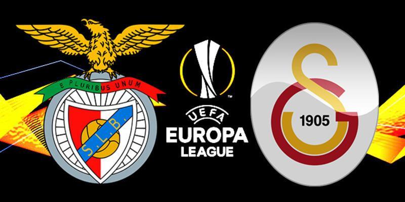 Benfica, Galatasaray UEFA rövanş maçı ne zaman, hangi kanalda?