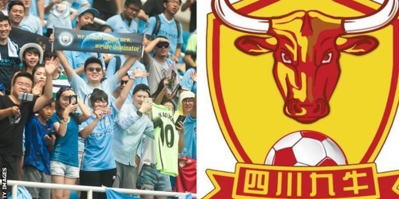 Manchester City Çin'den kulüp satın aldı!