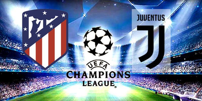 Atletico Madrid, Juventus maçı ne zaman, saat kaçta, hangi kanalda?