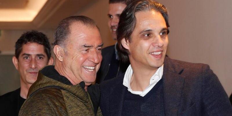 Nuno Gomes'ten Fatih Terim'e ziyaret