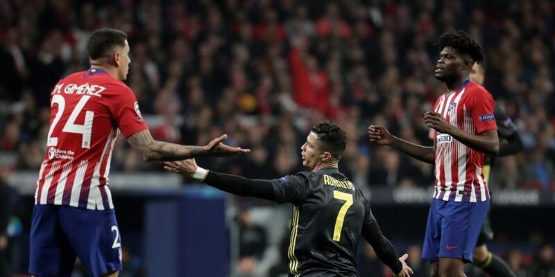 Atletico Madrid 2-0 Juventus / Maç Özeti