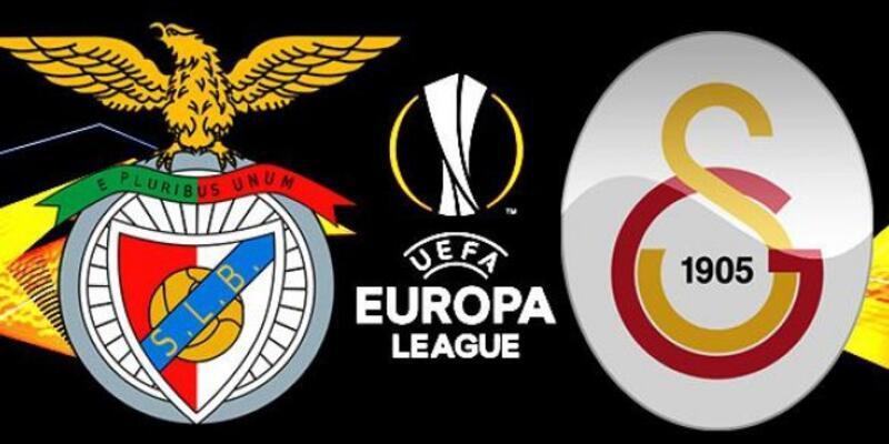 Galatasaray'ın Benfica maçı muhtemel 11'i