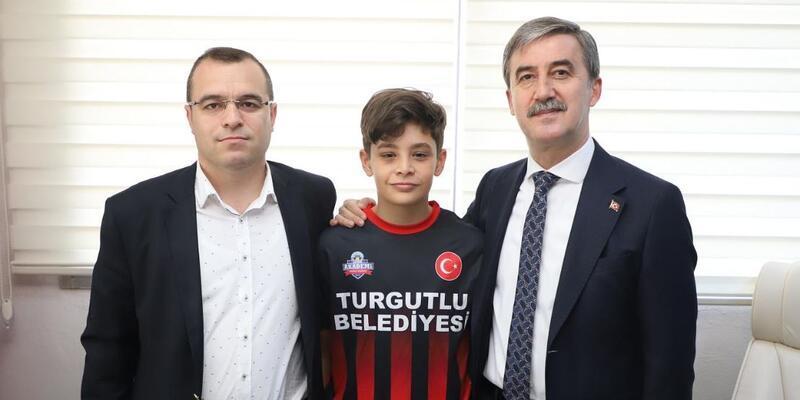 Fenerbahçe'den bir transfer daha: Ali Efe Katırcı