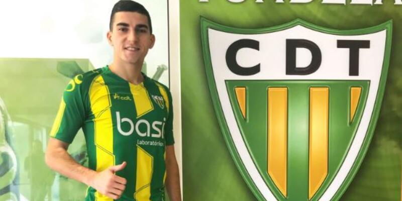 Bir Türk futbolcu daha Portekiz'e transfer oldu