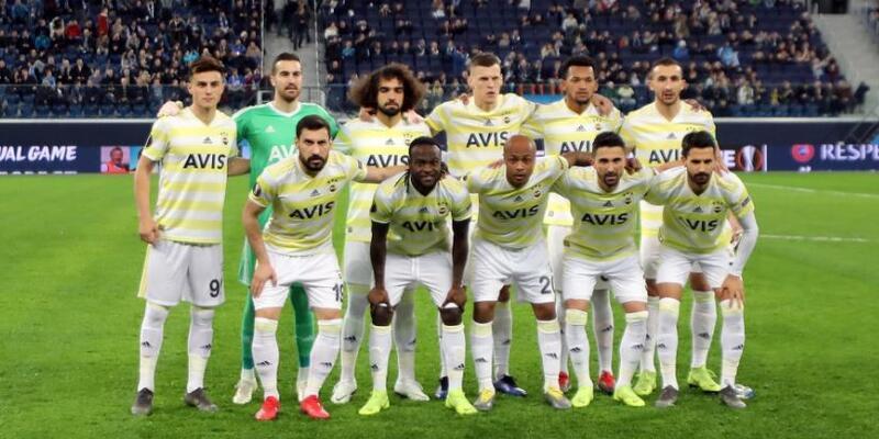 Fenerbahçe bekleneni veremedi