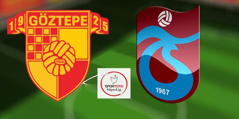 Göztepe, Trabzonspor Süper Lig maçı ne zaman, saat kaçta?