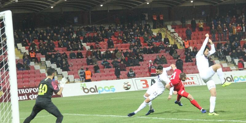 Balıkesir Baltok - Afjet Afyon: 2-1 maç sonucu