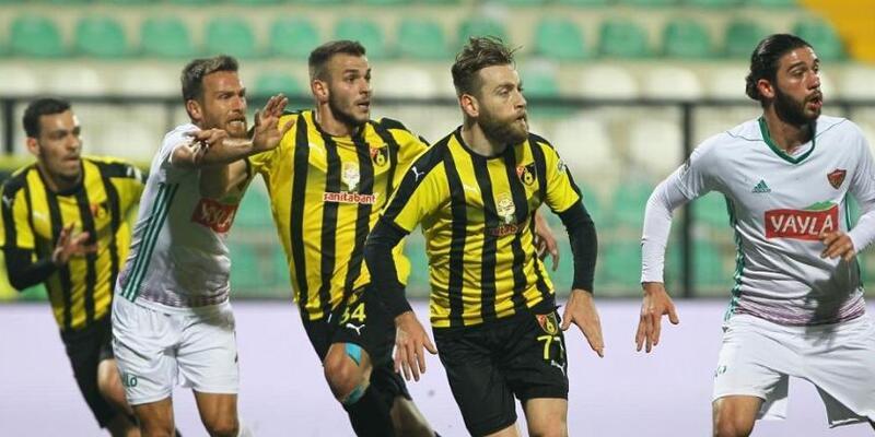İstanbulspor 0-3 Hatayspor / Maç özeti